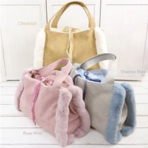 <img class='new_mark_img1' src='https://img.shop-pro.jp/img/new/icons13.gif' style='border:none;display:inline;margin:0px;padding:0px;width:auto;' />FUR FUR TOTE CARRY/サーカスサーカス