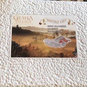 エチオピア ゲシャ ビレッジ(焙煎豆 200g)