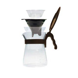 bonmac ホット&アイスコーヒーメーカー VDHI-02BM