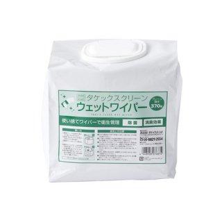 アルコール衛生製剤 タケックスクリーン ウェットワイパー