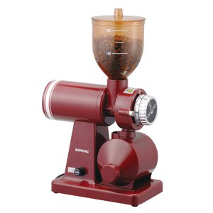 BONMAC コーヒーミル BM-250N-RD レッド