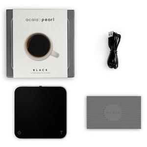 コーヒースケール acaia Black Pearl(ブラック パール)