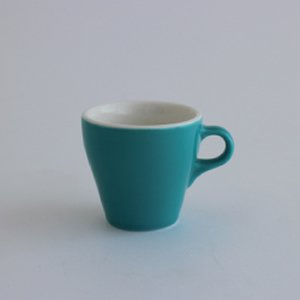 ORIGAMI 3オンス エスプレッソ カップ ターコイズ
