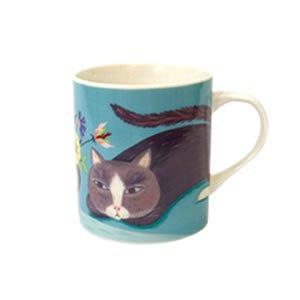 カワムラナツミマグカップ(ネコ)