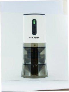 LAMASTER ハンドドリップコーヒーグラインダー(ホワイト)