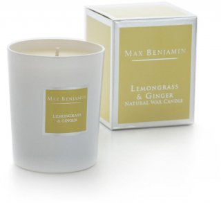 LEMONGRASS & GINGER[CANDLE]