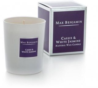 CASSIS & WHITE JASMINE[AROMA CANDLE]