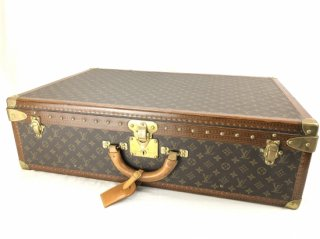 LOUIS VUITTON Trunk -M