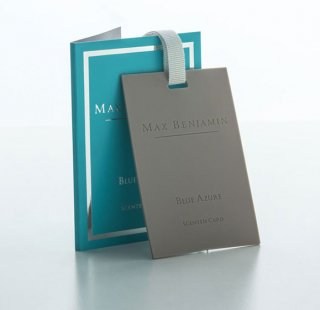 BLUE AZURE[SCENTED CARD]