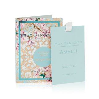ACQUA VIVA[SCENTED CARD]