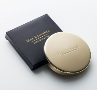 GOLD CANDLE LID for 190g New Collection