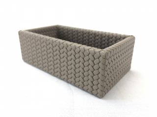 SMALL BATHROOM BOX FIRENZE / TAUPE
