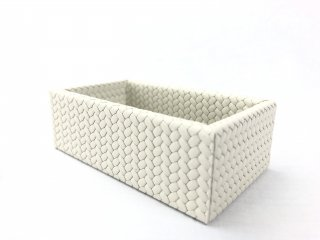 SMALL BATHROOM BOX FIRENZE / CREAM