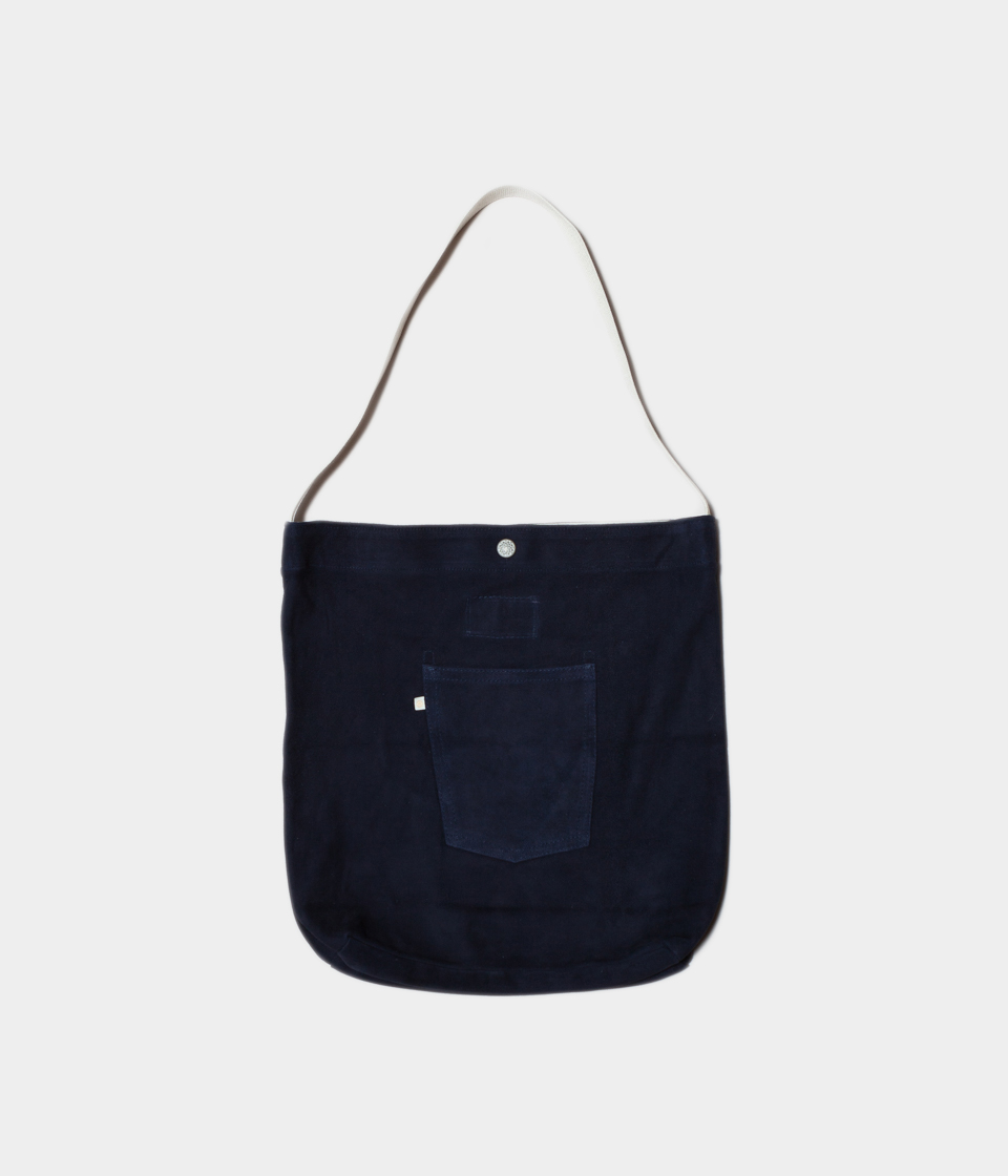 Westoveralls ウエストオーバーオールズ  SUEDE ONE HANDLE BAG スエードワンハンドルバッグ