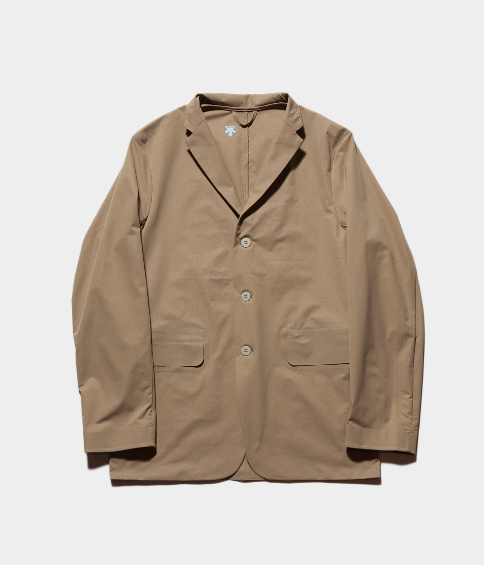 DESCENTE PAUSE デサントポーズ DLMNJF30 PACKABLE JACKET パッカブルジャケット