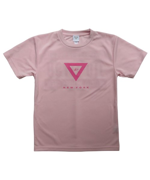 VHTS OMC WORKOUT T-SHIRT (LIGHT PINK)