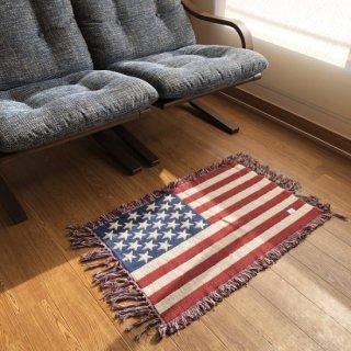 アメリカ星条旗のマット