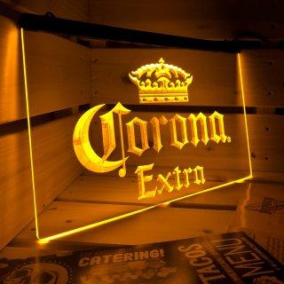 Corona Extra コロナのネオンサイン