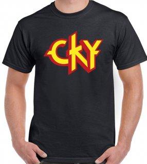 ジャッカス等でお馴染み!CKY(Camp Kill Yourself)のTシャツ