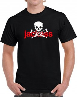 ジャッカスのTシャツ