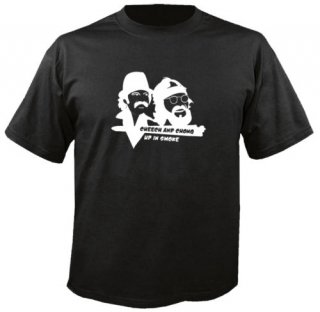 チーチ&チョン アップインスモークのTシャツ