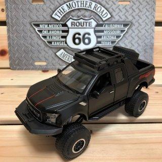 FORD F150 RAPTER 1:32 DIECAST BLACK ( フォード ラプター ダイキャストカー ブラック )