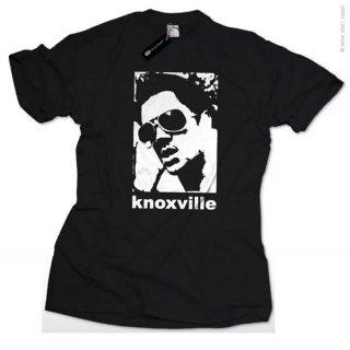 ジャッカスだけでなく俳優としても大活躍!ジョニーノックスヴィルのTシャツ(ブラック)