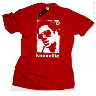 俳優、コメディアンとして大活躍!ジャッカスでお馴染みジョニーノックスヴィルのTシャツ(レッド)