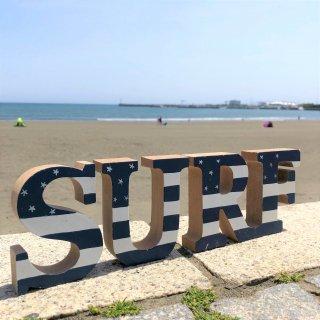 SURF ロゴスタンド