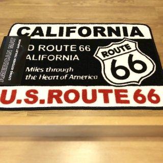 ルート66 カリフォルニア フロアマット