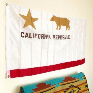 California Republic カリフォルニア共和国の国旗