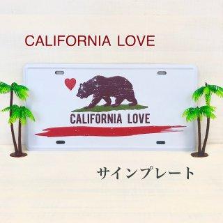 <img class='new_mark_img1' src='https://img.shop-pro.jp/img/new/icons14.gif' style='border:none;display:inline;margin:0px;padding:0px;width:auto;' />CALIFORNIA LOVE サインプレート