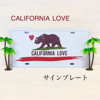 <img class='new_mark_img1' src='https://img.shop-pro.jp/img/new/icons14.gif' style='border:none;display:inline;margin:0px;padding:0px;width:auto;' />CALIFORNIA LOVE サインプレート