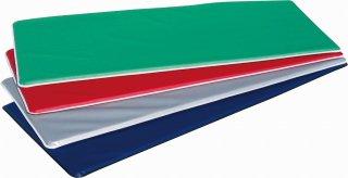 エアロビクスマット ハードタイプ ブルー 58×180×2
