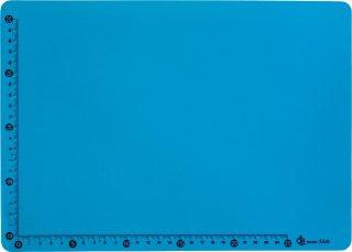 Qデスクシート A4超(ブルー)