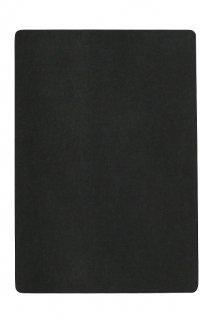 硬筆用ソフト黒色下敷き (A4サイズ)