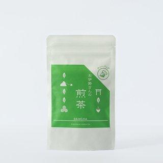 お伊勢さんの煎茶 ティーバッグ 2g×10個