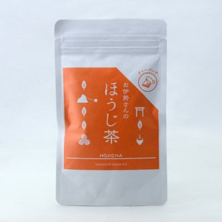 お伊勢さんのほうじ茶 ティーバッグ 2g×10個