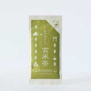お伊勢さんの玄米茶 100g