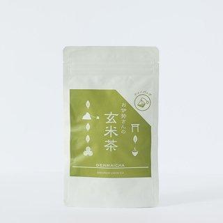 お伊勢さんの玄米茶 ティーバッグ 2g×10個