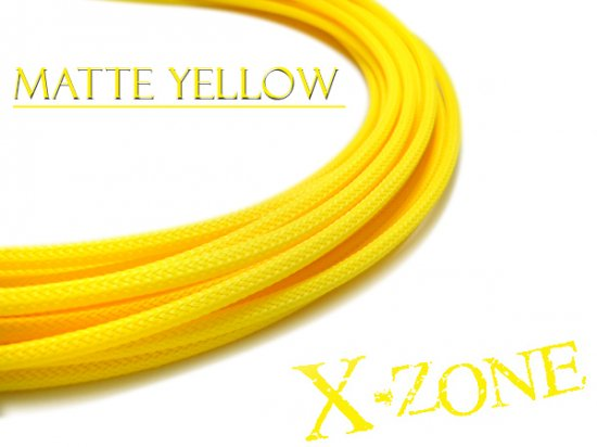 4mm Sleeve - MATTE YELLOW