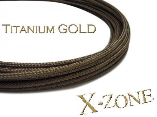 4mm Sleeve - TITANIUM GOLD