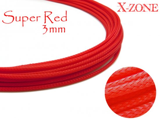 3mm Sleeve - SUPER RED