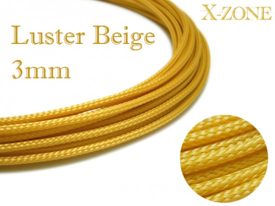 3mm Sleeve - LUSTER BEIGE