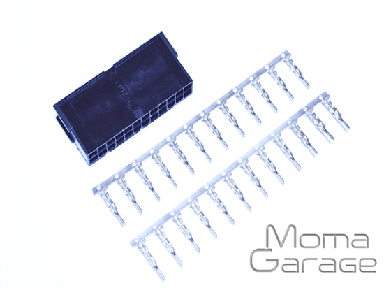 24Pin ATX Power Connector (Male) + Pin Set