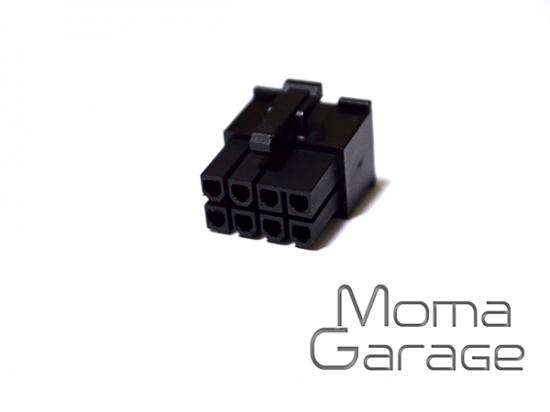 8Pin VGA Power Connector Female + Pin set