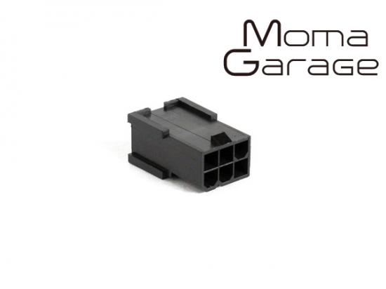 6Pin VGA Power Connector Male + Pin set