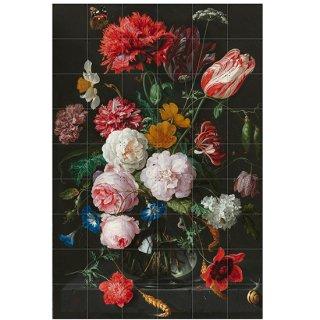 Still Life with Flowers / IXXI ウォールピクチャー
