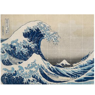 The Great Wave / IXXI ウォールピクチャー