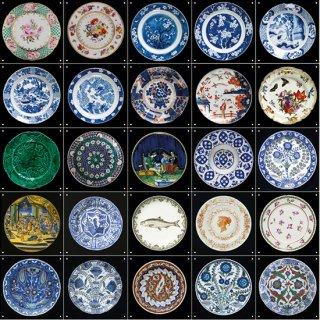 V&A Plates (small) / IXXI ウォールピクチャー